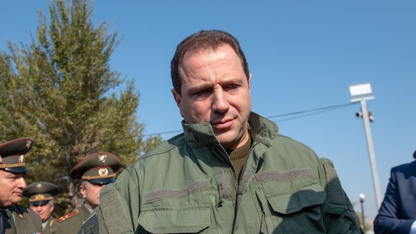 Դավիթ Տոնոյան - Sputnik Արմենիա