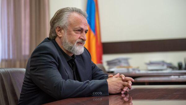 Председатель комитета по градостроительству Армении Ваагн Вермишян - Sputnik Արմենիա