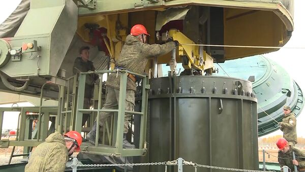 Перевооружение ракетных войск России: Ярс встал на боевое дежурство в Калужской области - Sputnik Армения