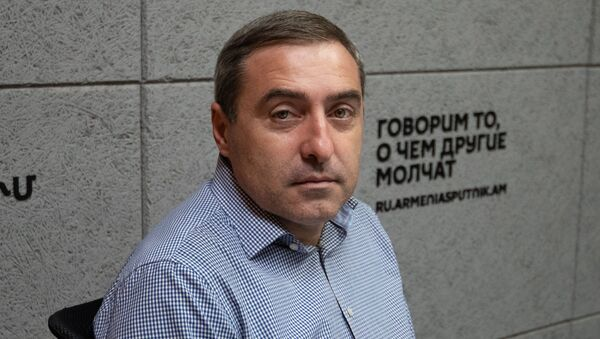 Саргис Григорян - Sputnik Արմենիա