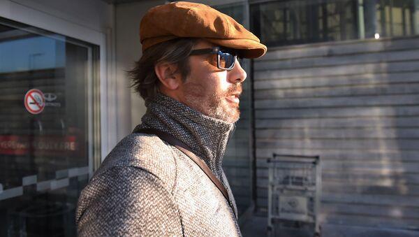 Британский певец и автор песен, создатель и солист группы Jamiroquai Джей Кей в аэропорту Звартноц (4 октября 2019). Еревaн - Sputnik Արմենիա
