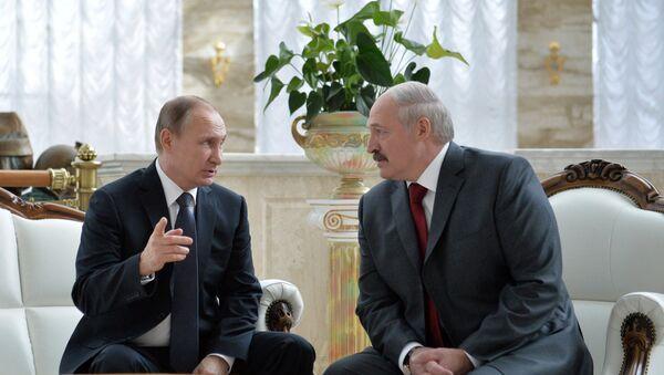 Заседание Высшего Государственного Совета Союзного государства России и Белоруссии - Sputnik Армения