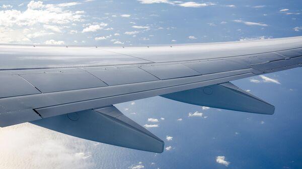 Вид из самолета  - Sputnik Армения