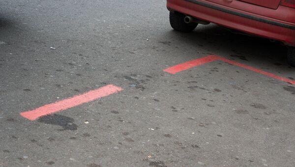Дорожные красные линии - Sputnik Արմենիա