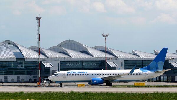 Международный аэропорт Платов  - Sputnik Армения