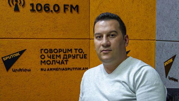 Агарон Варданян - Sputnik Արմենիա
