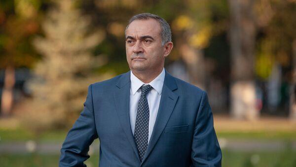 Теван Погосян во время празднования 100-летия Национального собрания Армении (20 сентября 2018). Еревaн - Sputnik Արմենիա