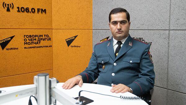 «Ճանապարհային ոստիկանության համար ներկայումս արտոնյալ խավեր կամ անհատներ չկան». Սամվելյան - Sputnik Արմենիա