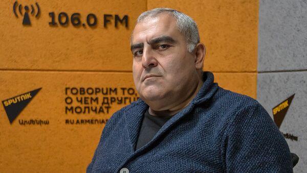 Арарат Чагарян - Sputnik Արմենիա