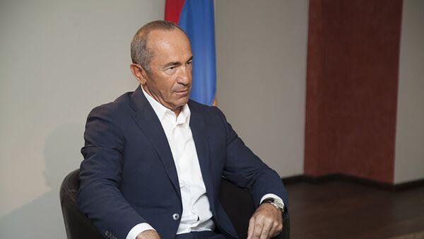 Роберт Кочарян - Sputnik Армения