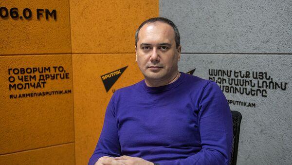Армен Петросян - Sputnik Արմենիա