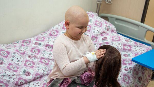 Героиня проекта «Ты не один» Люсия Багманян - Sputnik Արմենիա