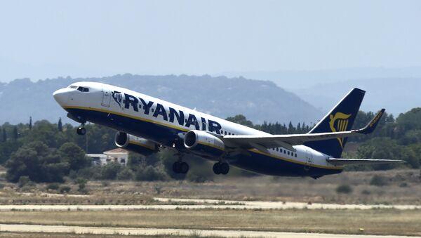Европейская авиакомпания Ryanair в скором времени начнет осуществлять рейсы на территории Армении - Sputnik Արմենիա
