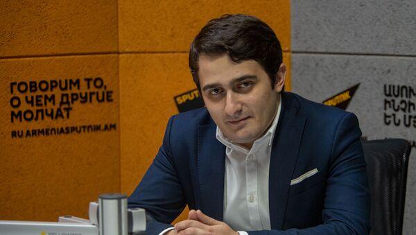 Тигран Хачикян - Sputnik Արմենիա