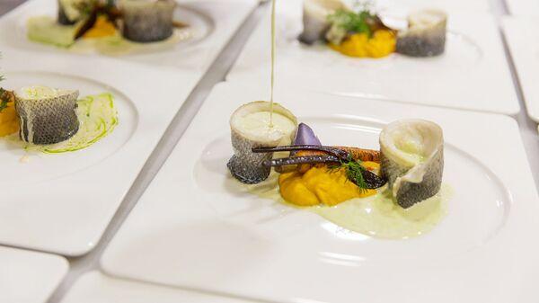 Рыбное блюдо - Sputnik Армения