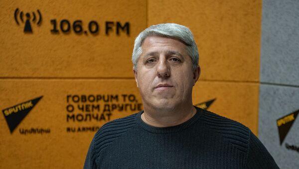 Вардан Восканян - Sputnik Արմենիա