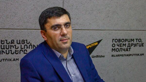 Армен Ктоян - Sputnik Արմենիա