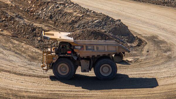 Медно-молибденовый рудник в Каджаране - Sputnik Армения