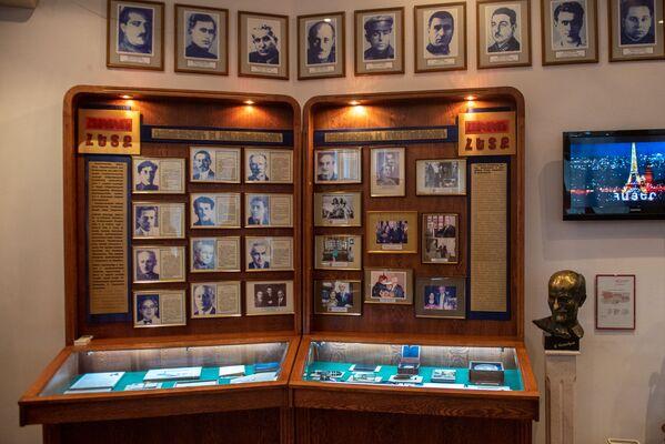 Գևորգ և Գոհար Վարդանյանների անկյունը ԱԱԾ թանգարանում - Sputnik Արմենիա