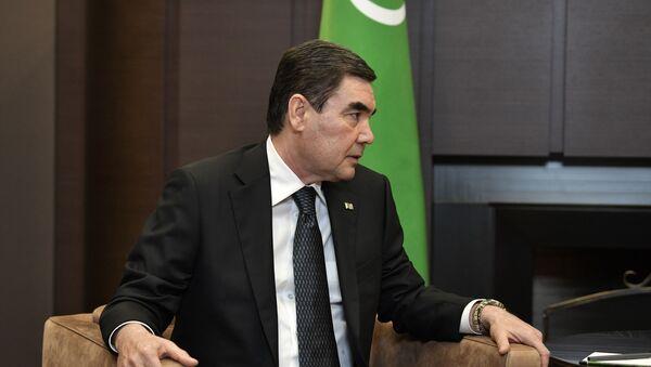 Президент Туркменистана Г. Бердымухамедов - Sputnik Արմենիա