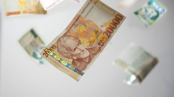 Деньги - Sputnik Армения