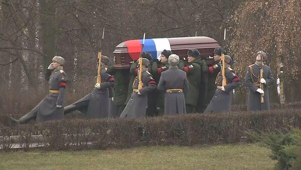 На Троекуровском кладбище простились с советской разведчицей Гоар Вартанян - Sputnik Արմենիա