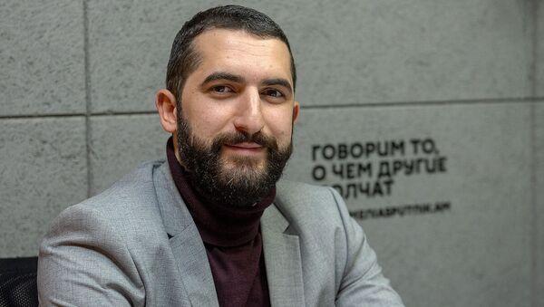Варужан Гегамян - Sputnik Արմենիա