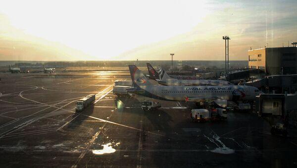 Самолеты в аэропорту Домодедово - Sputnik Армения