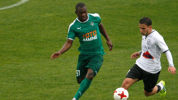 Футбольный матч между командами Арарат-Армения - Лори - Sputnik Армения