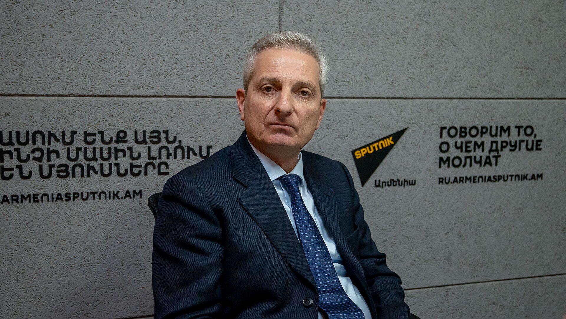 Адвокат Ара Казарян - Sputnik Արմենիա, 1920, 26.07.2021