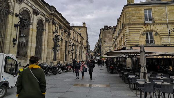 Бордо, Франция - Sputnik Армения
