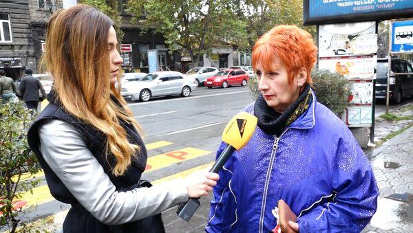 ՀՀ քաղաքացիները՝ ճանապարհն անվտանգ հատելու մասին - Sputnik Արմենիա