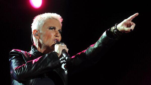 Концерт Мари Фредрикссон из шведского поп-музыкального дуэта Roxette (1 июня 2011). Будапешт - Sputnik Արմենիա