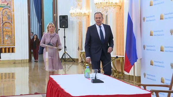 Лавров не исключил, что российских дипломатов вслед за спортсменами обвинят в применении допинга - Sputnik Армения
