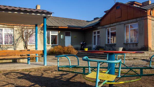 Детский сад имени Анны Абешян в селе Одзун - Sputnik Արմենիա