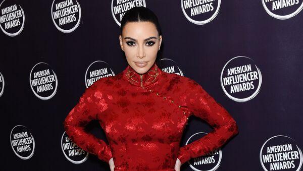 Ким Кардашьян на 2-й ежегодной премии American Influencer Awards, 2019 - Sputnik Արմենիա