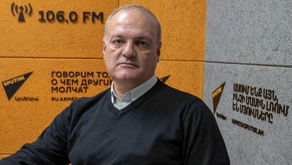 Виген Акопян - Sputnik Արմենիա