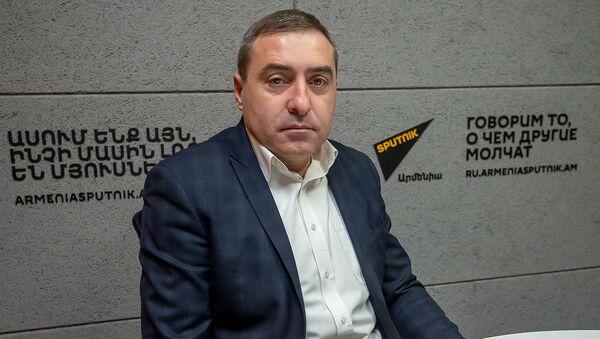 Саркис Григорян - Sputnik Արմենիա