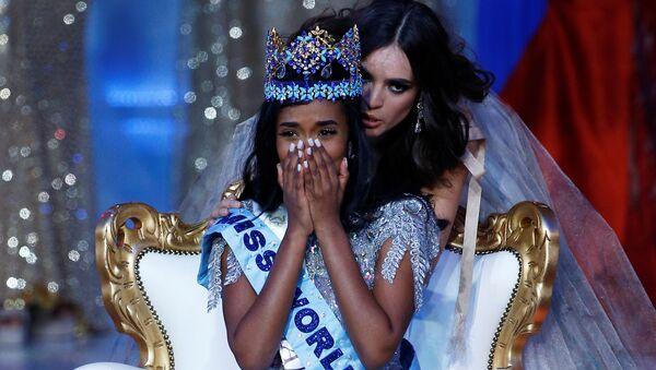 Победительница конкурса красоты Мисс мира 2019 представительница Ямайки Тони Энн Сингх - Sputnik Армения