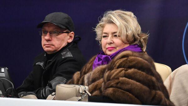 Старший тренер сборной команды РФ по фигурному катанию Татьяна Тарасова - Sputnik Армения