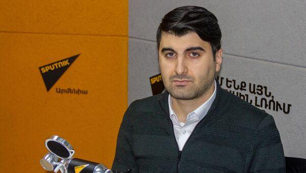 Нарек Минасян - Sputnik Արմենիա