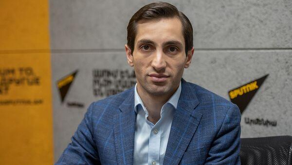 Давид Хажакян - Sputnik Արմենիա