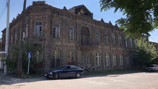 Здание приданого  - Sputnik Армения