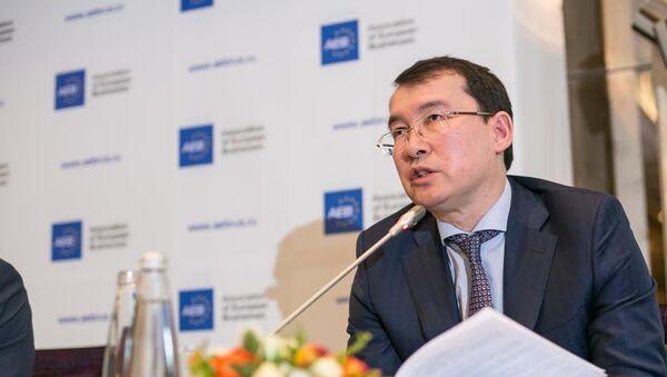 Министр по экономике и финансовой политике ЕЭК Тимур Жаксылыков - Sputnik Արմենիա