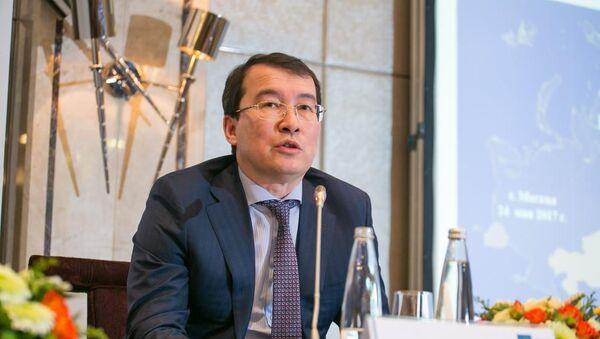 Министр по экономике и финансовой политике ЕЭК Тимур Жаксылыков - Sputnik Армения