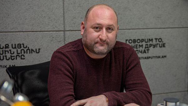 Сурен Саркисян - Sputnik Արմենիա
