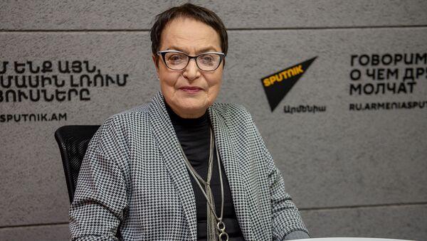 Лариса Алавердян - Sputnik Արմենիա