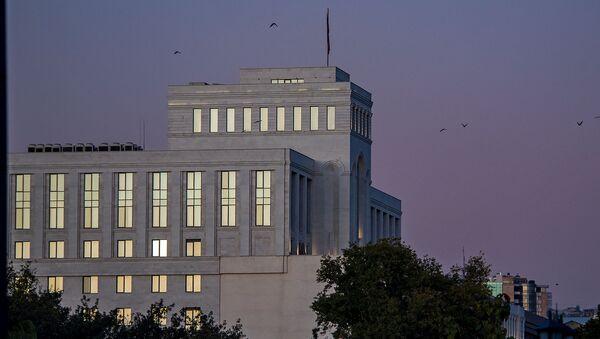 Здание Министерства иностранных дел Армении - Sputnik Արմենիա
