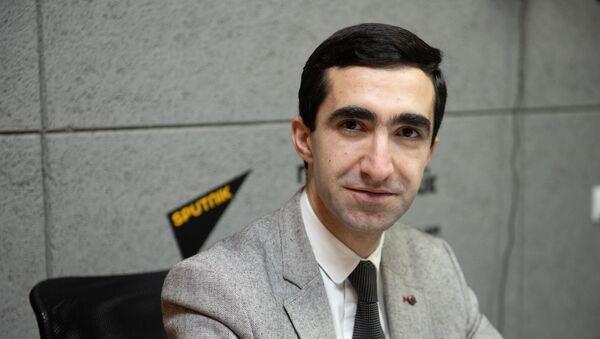 Карлен Хачатрян - Sputnik Արմենիա