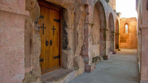 Таинства Одзунского монастыря - Sputnik Армения